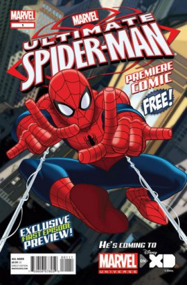 Великий Человек-паук / Ultimate Spider-Man смотреть онлайн