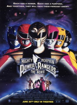 Могучие рейнджеры / Mighty Morphin Power Rangers смотреть онлайн