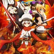 Драконий Хаос / Chaos Dragon: Sekiryuu Senyaku все серии