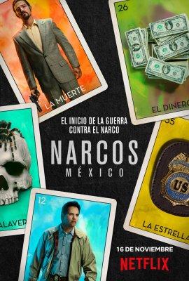 Нарко / Narcos смотреть онлайн