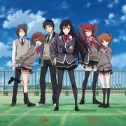 Девушки, Покоряющие Новые Горизонты / Shoujo-tachi wa Kouya wo Mezasu все серии