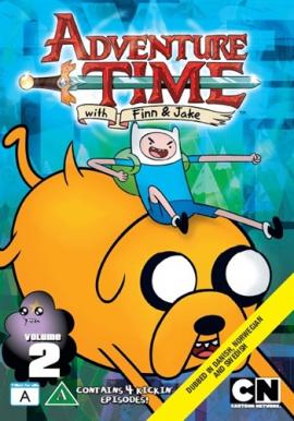 Время приключений / Adventure Time смотреть онлайн
