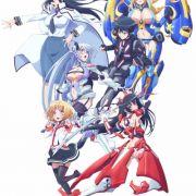 Магическая Академия Атараксия: Гибрид x Сердце / Masou Gakuen HxH / Hybrid x Heart Magias Academy Ataraxia все серии
