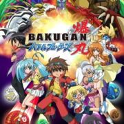 Bakugan Battle Brawlers / Бакуган все серии
