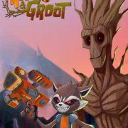 Ракета и Грут / Rocket & Groot все серии