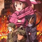 Мастера Меча Онлайн: Альтернативная «Призрачная пуля» / SAO: Alternative: Gun Gale Online все серии