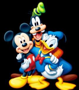 Гуфи, Дональд и Микки (1932-1963) / Goofy, Donald & Mickey смотреть онлайн