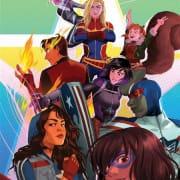 Восход Marvel: Тайные воины / Marvel Rising: Secret Warriors все серии