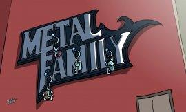 Семья металлистов / Metal Family смотреть онлайн