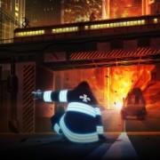 Пламенная Бригада Пожарных / Enen no Shouboutai все серии
