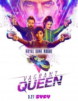 Бродячая королева / Vagrant Queen смотреть онлайн