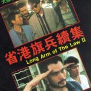 Длинная рука закона 2 / Sang gong kei bing 2
