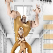 Нелёгкие тюремные будни / Jungle Jail