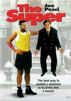Домоуправ / The Super