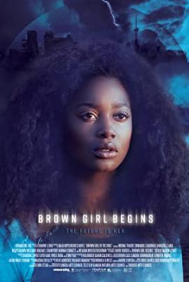 Чернокожая Жрица  / Brown Girl Begins