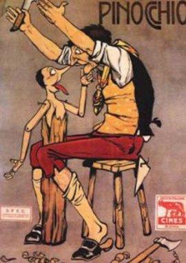 Пиноккио / Pinocchio