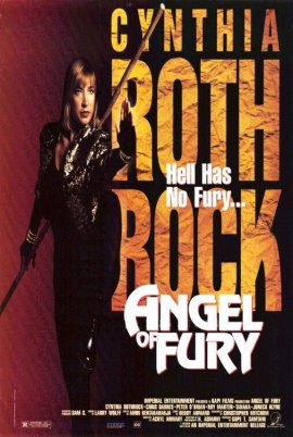 Ангел ярости / Angel of Fury