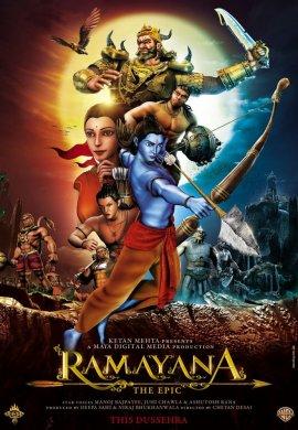 Рамаяна: Эпос / Ramayana: The Epic