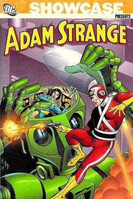Адам Стрэндж / DC Showcase: Adam Strange