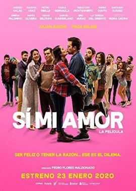 Да, любовь моя  / Sí mi amor, la película