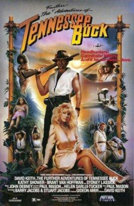 Дальнейшие приключения Теннеси Бака / The Further Adventures of Tennessee Buck