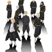 Токийские Мстители / Tokyo Revengers все серии
