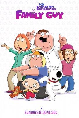 Гриффины / Family Guy смотреть онлайн