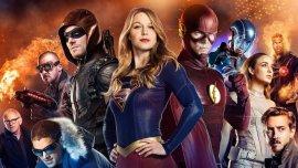 Сериалы DC Comics