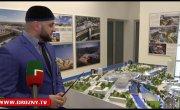 В Грозном идет строительство одного из самых высоких зданий в мире..