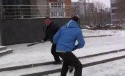 В Рязани избили активистов 'СтопХам'
