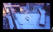 Как плавился снег