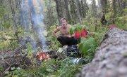 Приисковый - Белогорск 55км. дикая тайга. Пеший одиночный поход по р. Кия