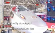 350-km_h Поезд для грузоперевозок и пассажиров
