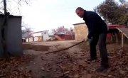 Как выровнять лом