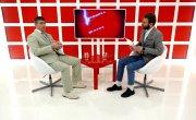 Интервью на 8 канале. Артур Лукава, Александр Киселёв