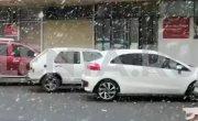 Снег в ЮАР 🇿🇦