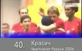 40 лучших голов ПФК ЦСКА за 8 лет (2002-2010)