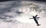 Вход в полую Землю. Вид с орбитальной станции. 2012 г