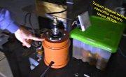 Электромагнитный уменьшитель предметов. Первые испытания опасного изобретения и взрыв
