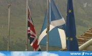 Шотландия выходит из Великобритании