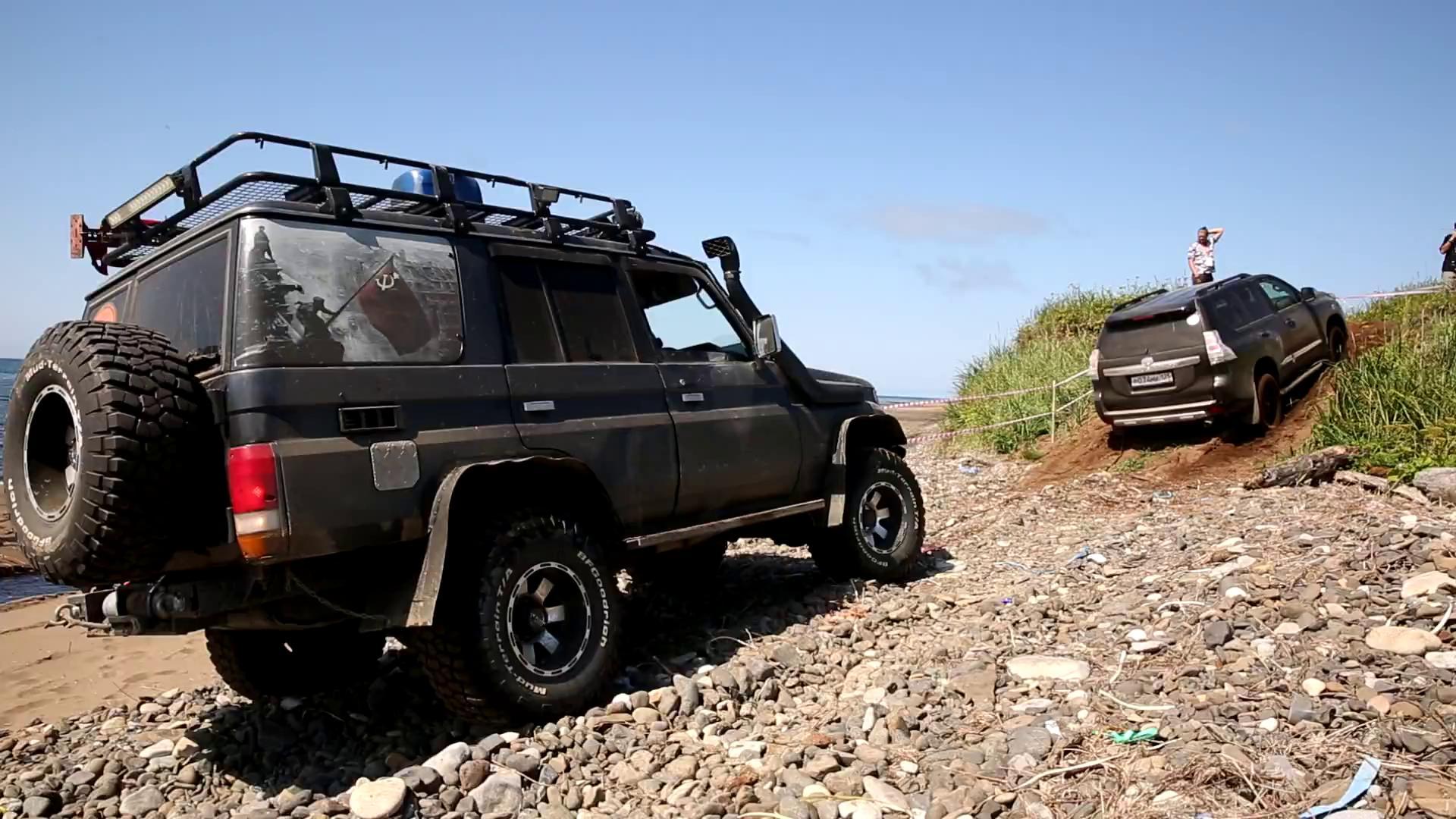 LandCruiser 200 | Off Road Vehicle | Toyota Australia