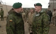 Страна-казарма. Литва собралась на войну с Россией. В бой пойдут подводные «Патриоты»