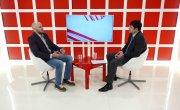 Интервью на 8 канале. Валерий Власов, Олег Окладников