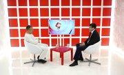 Интервью на 8 канале. Валерий Власов, Сергей Волков
