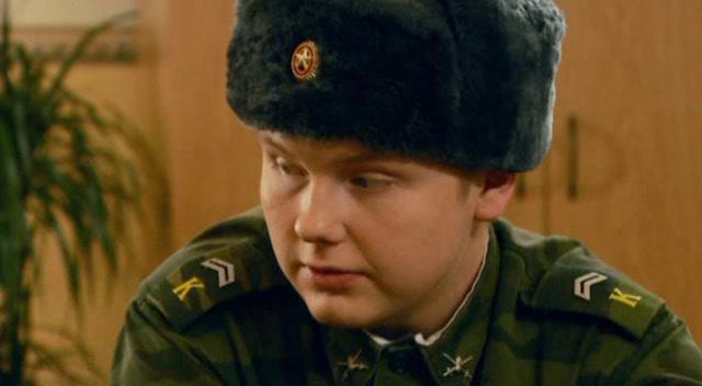 Кремлевские курсанты 161 серия