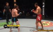 James Nakashima vs Raimond Magomedaliev