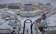 УДИВИТЕЛЬНОЕ МЕСТО - город Норильск
