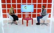 Интервью на 8 канале. Артур Лукава, Оксана Кондель