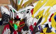 СД Гандам: Герои Мира / SD Gundam World Heroes - 1 сезон, 10 серия