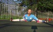 Складка ноги врозь - глубокая растяжка и разговоры о гибкости - Обучение растяжке